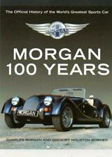 Ephemera, Morgan Cars Centenary 2009, Publicity card 'Morgan 100 years'