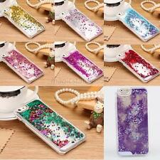 Bling Stars Quicksand Plastic Case Cover Skin For iPhone 6/6s 4.7 Inch Screen