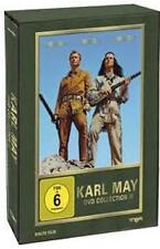 Karl May Collection 3, Winnetou 1 - 3, (3 DVDs), NEU