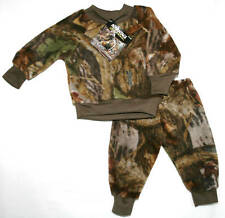 REALTREE AT CAMO BOYS FLEECE SWEATSHIRT & PANTS SET