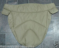 GENUINE Mamas and Papas SOLA2 CAMEL BEIGE Carrycot Apron Cover NEW