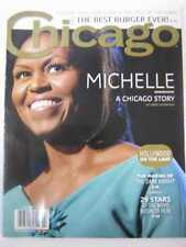 CHICAGO MAGAZINE MICHELLE OBAMA 2009 FEBRUARY