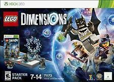 LEGO DIMENSIONS STARTER PACK XBOX 360 *NEW*