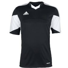 Adidas Tiro 13 Trikot men's football jersey black/white training shirt NEW