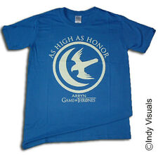 Game of Thrones - House of Arryn Sigil - as High As Honour OFFICIAL T-Shirt