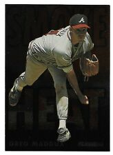 1994 Fleer Smoke 'n Heat #7 Greg Maddux