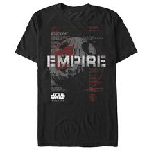 Star Wars Rogue One Empire Death Star View Mens Graphic T Shirt