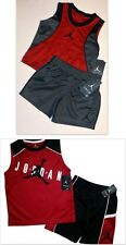 Nike Air Jordan Jumpman Infant Toddler Boy's 2-Piece Tee and Shorts Set 3/6M 12M