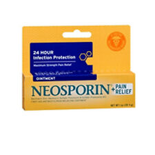 Neosporin + Pain Relief Ointment Maximum Strength 1 oz