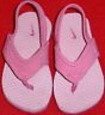 Girl's Toddler LITTLE CELSO NIKE Pink Thongs Flip Flops Casual Sandals Shoes New