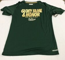 NCAA Mens Majestic University of South Florida Bulls 100% Polyester T-Shirt