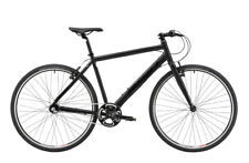 NEW REID BLACKTOP URBAN COMMUTER HYBRID BIKE - 3Spd Shimano Nexus Hub!