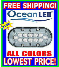 Ocean LED T12 Amphibian Underwater Lights DUAL COLOR BLUE WHITE GREEN