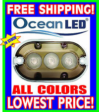 OceanLED A3 PRO Amphibian Underwater Lights ALL COLORS AVAIL OCEAN LED