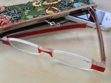 Love New Twisties Folding Reading Glasses by M&H From the UK. Fold Flat Unisex