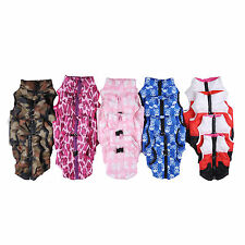Pet Cat Dog Clothing Soft Padded Vest Harness Puppy Small Dog Warm Coat Apparel