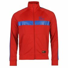 Nike Barcelona Training Jacket Mens Red/Ryl Football Soccer Tracksuit Track Top