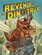 *NEW* Revenge of the Dinotrux by Chris Gall *FREE SHIPPING* Hardcover