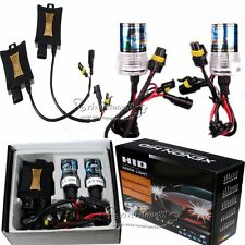 HID Xenon 55W  Conversion KIT Headlights H1 H3 H4 H7 H11 6000/8000/10000K/12000K
