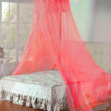 Home Mosquito Net Bed Canopy Netting Curtain Dome Midges Insect Mesh Canopie New