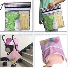 Fashion Baby Tote Handbag Mummy Bag for Wet Clothing Cloth Diaper Nappy Cosmetic
