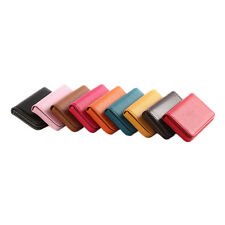 1 Pc New Pocket PU Leather Business ID Credit Card Holder Case Wallet mgh