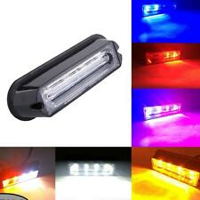 Strobe Light Car Lamps 4 LED Work Light 1W Offroad Driving High-power Bright