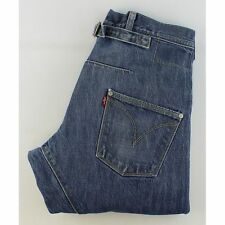 Levis Engineered Type 2 Mens Blue  Twisted  Jeans  W30 L34 (21139)