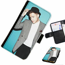 OLM11 OLLY MURS PRINTED LEATHER WALLET/FLIP CASE COVER FOR MOBILE PHONE