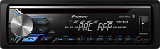 Pioneer - In-Dash CD/DM Receiver - Built-in Bluetooth with Detachable Facepla...