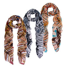Multi Color Aztec Tribal Style Scarf - Different Colors Available