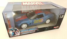 CHEVROLET CORVETTE C5 Z06 MARVEL CAPTAIN AMERICA