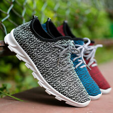 New Fashion Men's Boys Breathable Running Shoes Casual Sports Sneakers Anti-slip
