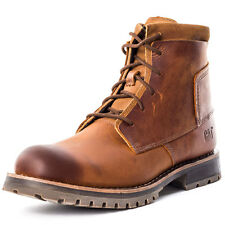 Caterpillar Mount Boot Mens Boots Brown New Shoes