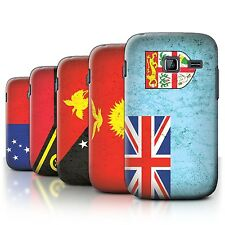 STUFF4 Back Case/Cover/Skin for Samsung Galaxy Y Duos/S6102/Oceania Flag