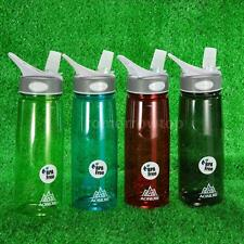 New BPA Free Water Bottle 750ml Outdoor Cycling Camping Sport Water Bottle G5P2