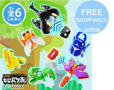 NEW Japanese Folding Bug Toy Mantis Cicada Dragonfly Letter Cards Stickers UPick