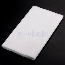 1.5-4 Yards Cotton Cheesecloth White Gauze Fabric Kitchen Cheese Cloth Bleach BE