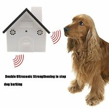 Outdoor Indoor Ultrasonic Bark Dog Control Anti Device Barking Silencer Stopper