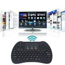 Mini Handheld Wireless Keyboard Fly Air Mouse For PC Pad Android TV Box HTPC PS3