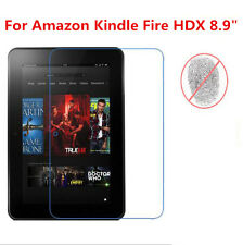 1x/2x/4x Lot Matte Flim Screen Protector For Tablet Amazon Kindle Fire HDX 8.9""
