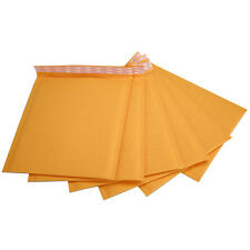 "7""X9"" Kraft Bubble Shipping Mailers Padded Envelopes Bags"
