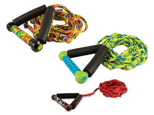 Straight Line WAKESURF Rope Combo With Handle, 20'. 35587