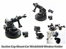 G20 PRO Suction Cup Mount Car Windshield Window Vehicle Boat Action Cam Holder