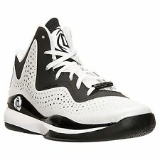 Adidas D Rose 773 III mens basketball trainers shoes white black C75720