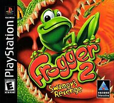 Frogger 2 Swampy's Revenge - PS1 Playstation 1