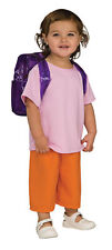 Dora Deluxe Cute Baby Child Girl Costume For Christmas Tv Characters Dora Rubies