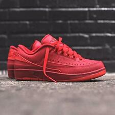 NIKE AIR JORDAN 2 RETRO LOW RED SIZE 8 9 10 11 12 14 JUST DON OCTOBER Q54