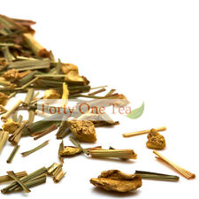 Premium Lemongrass and Ginger Loose Leaf Herbal Tea 35g , 100g, 225g & 500g