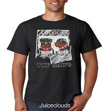 Rottweiler T Shirt Americas Most Wanted Top Dawg Dog Owner Mens
